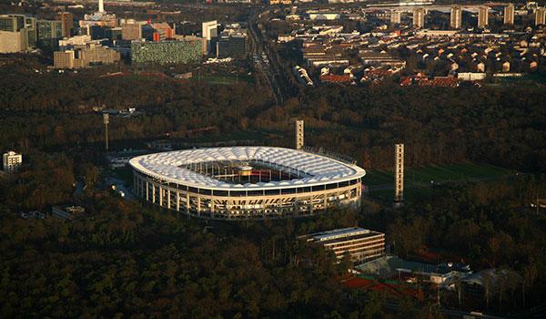 Commerzbank Arena at Frankfurt
