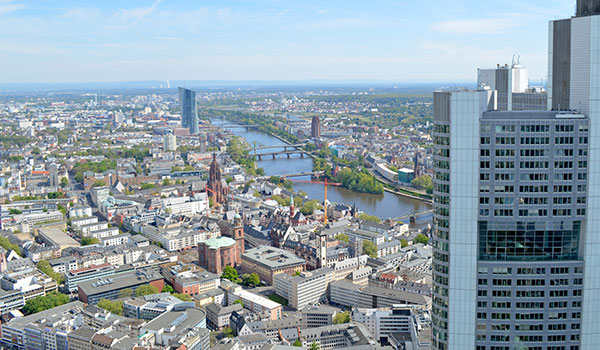 Messe Frankfurt at Germany