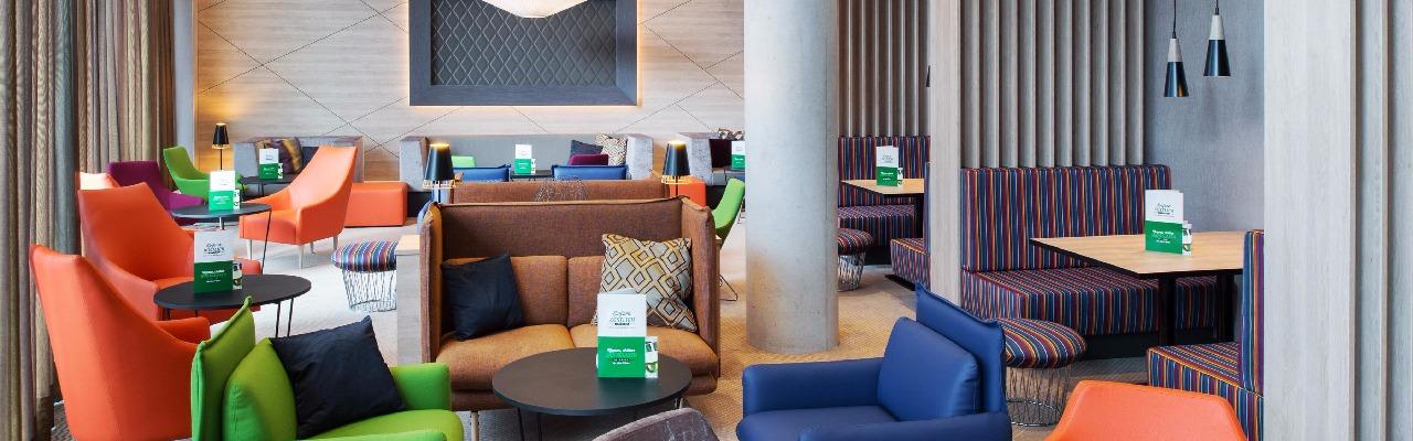 Holiday Inn Frankfurt Airport The Hub
