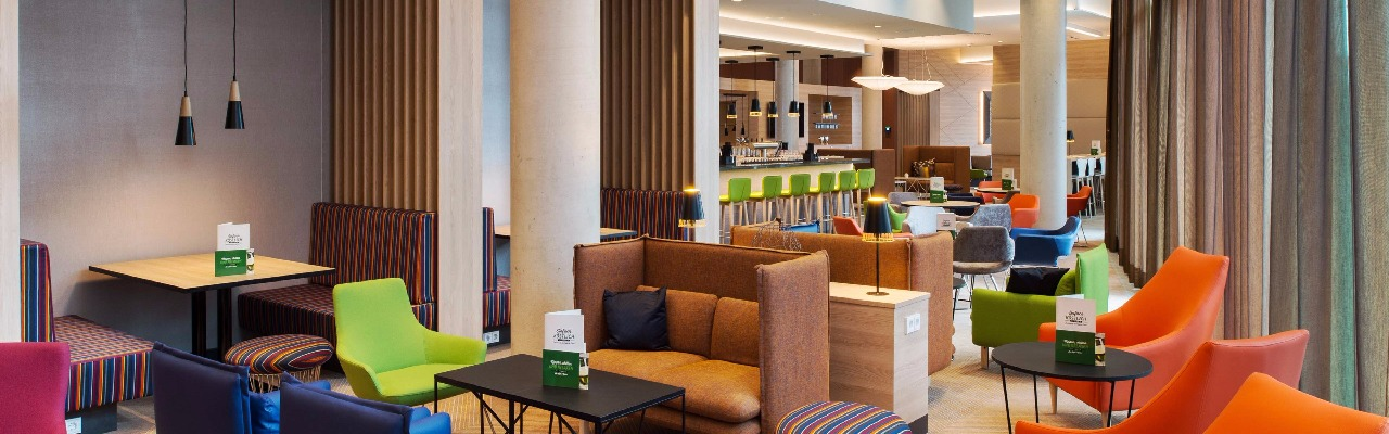 Holiday Inn Frankfurt Airport The Hub