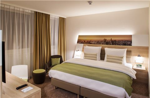 Executive King Bed at Frankfurt Airport Hotel, Germany